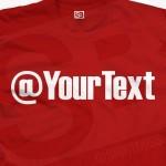 Twitter Handle shirt