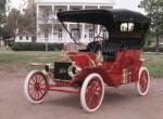 Classic Ford Model T car