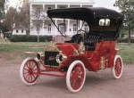 Classic Ford Model T car