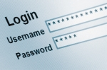 Password and Username fields