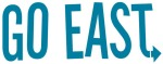 Go East graphic