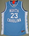 readycheers.com North Carolina #23 jersey image