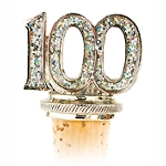 thegiftexperience.co.uk's 100 years bottle stopper image