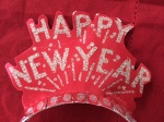 Happy New Year tiara