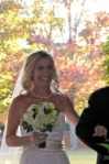 wedding day smile